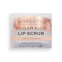 Lip Scrub MAKEUP REVOLUTION Sugar Kiss Cravin' Coconuts 15g