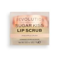 Lip Scrub MAKEUP REVOLUTION Sugar Kiss Pineapple Crush 15g