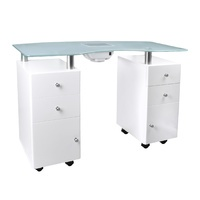Manicure Table YM-005B with Fan