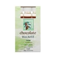 Vosak za hladnu depilaciju u patroni CLEAN EASY Čokolada 3X79g