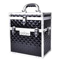 Kofer za šminku, kozmetiku i pribor GALAXY Black Big Diamond TC-1601