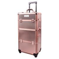 Kozmetički kofer za alat i pribor GALAXY TC-3266 Gold Diamond