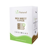Bed Sheet in Roll SPA NATURAL 6pcs