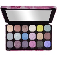 Eyeshadow & Face Pigment Palette MAKEUP REVOLUTION Forever Flawless Soft Butterfly 19.8g