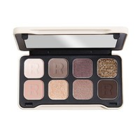 Mini Eyeshadow and Pressed Pigment Palette MAKEUP REVOLUTION Forever Flawless Dynamic Serenity 8g