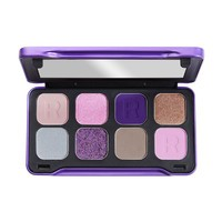Mini Eyeshadow and Pressed Pigment Palette MAKEUP REVOLUTION Forever Flawless Dynamic Mesmerized 8g