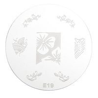 Šablon disk za pečate PMEO1 E19