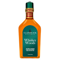 After Shave CLUBMAN Whiskey Woods 177ml