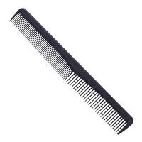Češalj za kosu karbonski antistatički 06923 Crni