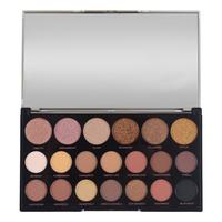 Paleta senki za oči MAKEUP REVOLUTION Jewel Collection Gilded 16.9g