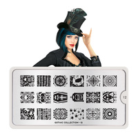 Šablon za pečate MOYOU Gothic 12