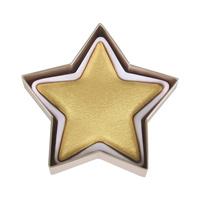 Hajlajter I HEART REVOLUTION Star of the Show Gold Star 3.5g