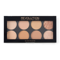 Paleta bronzera REVOLUTION MAKEUP All About Bronze 15g