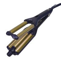 Presa za kosu sa titanijumskim pločama za kreiranje talasa LABOR PRO Multi Wave