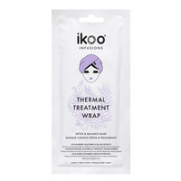 Termalna maska za detoksikaciju kose IKOO Infusions Thermal Treatment Wrap 35g