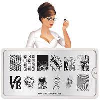 Šablon za pečate MOYOU Pro XL 16