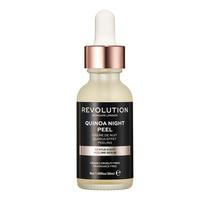 Noćni serum za piling lica i ujednačavanje tena REVOLUTION SKINCARE Quinoa Night Peel 30ml