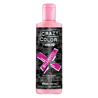 Šampon za farbanu kosu bez sulafata CRAZY COLOR Pink 250ml