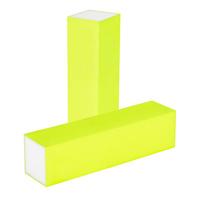 Block Nail File B21 Yellow #150