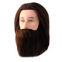 Trening lutka sa prirodnom kosom i bradom COMAIR Paul 35cm