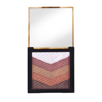 Mini paleta senki za oči REVOLUTION MAKEUP Opulence Compact 9g