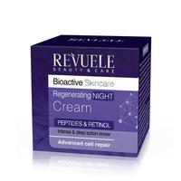 Noćnakrema za regeneraciju kože REVUELE Bioactive Peptides&Retinol 50ml