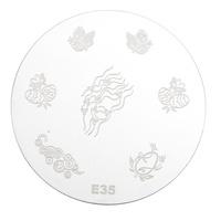 Šablon disk za pečate PMEO1 E35
