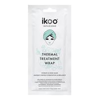 Termalna maska za hidrataciju i sjaj kose IKOO Infusions Thermal Treatment Wrap 35g
