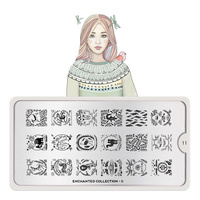 Šablon za pečate MOYOU Enchanted 11
