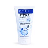 Maska za intenzivnu hidrataciju i podmlađivanje kože lica REVUELE Hydra Therapy 150ml