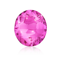 Kristali za nokte SWAROVSKI A 2058 Xilion Rose Enhanced SS10 Fuchsia 40/1