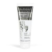 Peel Off gliter maska za dubinsko čišćenje kože lica REVUELE Colour Glow 80ml