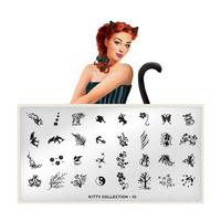 Šablon za pečate MOYOU Kitty 10