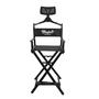 Stolica za šminkanje BLUSH BL-MC01 Crna