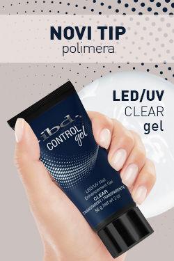 Control gel led/uv clear gel