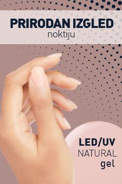 control gel led/uv natural gel