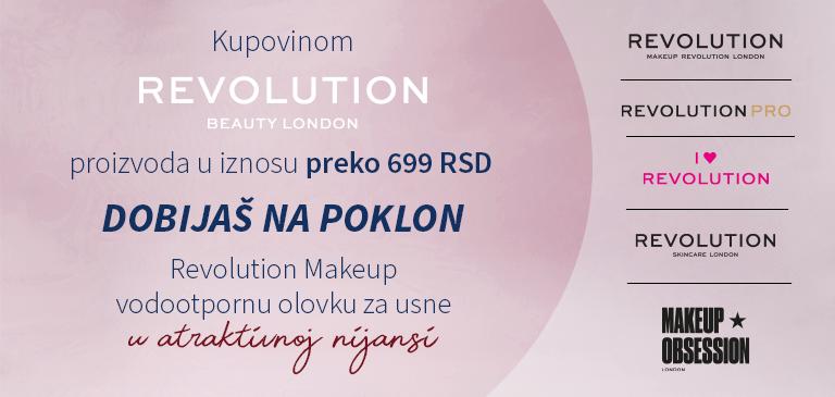 Revolution olovka akcija 1
